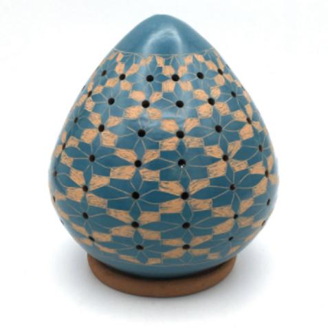 Handmade Fair Trade Geometric Star Luminar