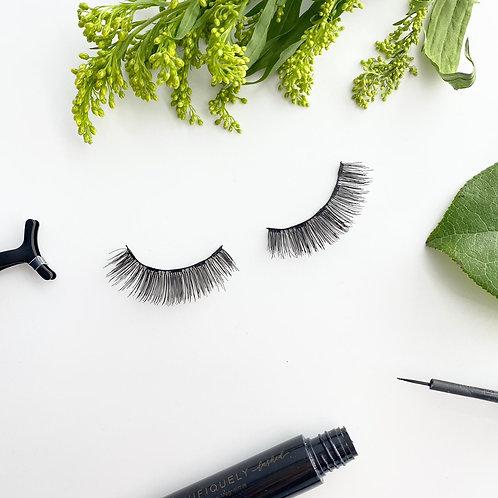 Allure Classic Magnetic Eyelash and Eyeliner Kit