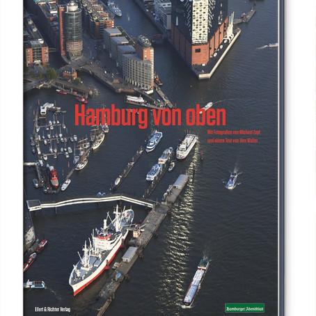 """Buchvorstellung """"Hamburg von oben"""""""