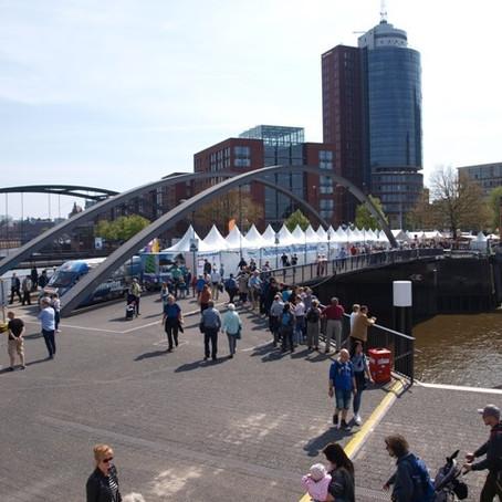 830. Hamburger Hafengeburtstag - das Fest an der Elbe beginnt in nur vier Tagen