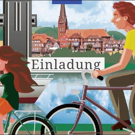 Branchentag mit Firmenjubiläum:   10 Jahre Flusslandschaft Elbe GmbH