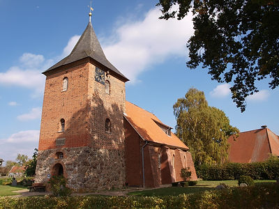 Radegast Kirche