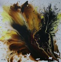 La Fleur en Noir (sold)