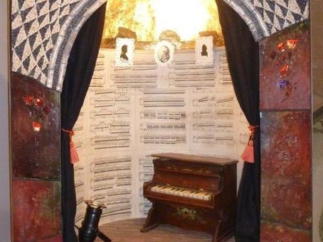 De la Mosaïque à L'opéra
