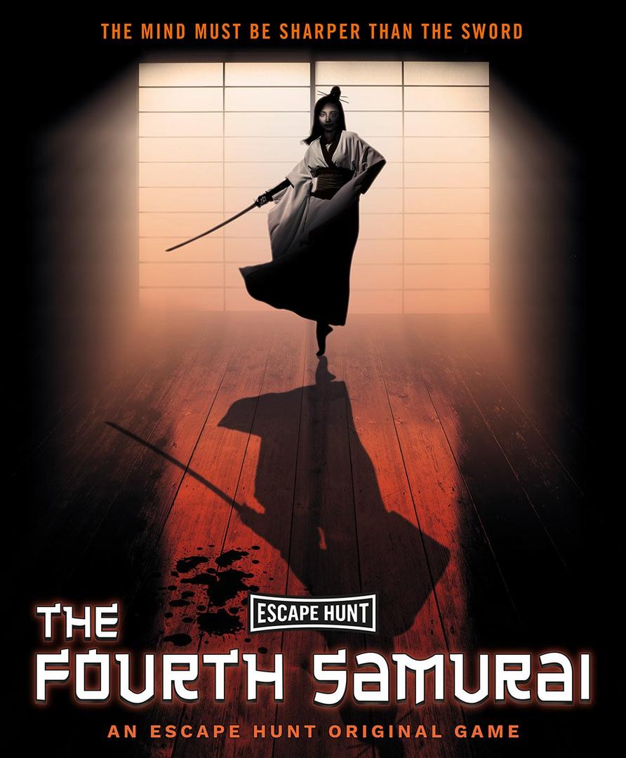 The Fourth Samurai