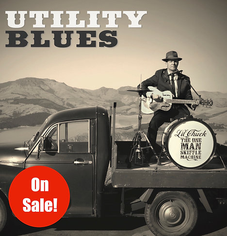 Utility Blues - On Sale! (free shipping only if purchased w/ Blues In Full Swing