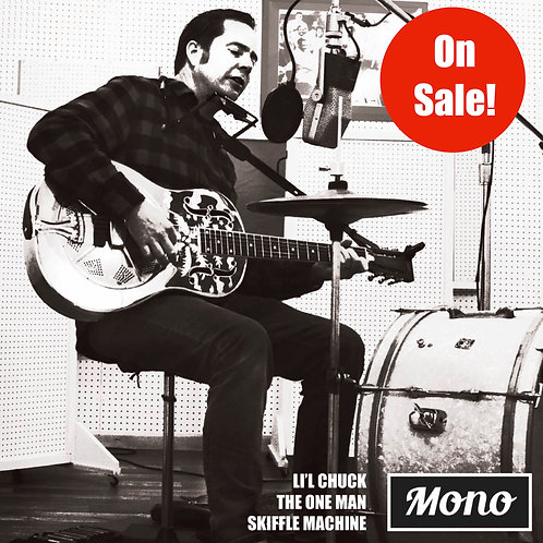 Mono - On Sale! (free shipping only if purchased w/ Blues In Full Swing)
