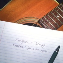 Jingles & songs crafted just for you!