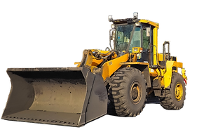 Cat loader | AM Miller Trucking | Portland | Michgan