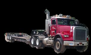 hauling trailer | AM Miller Trucking | Portland | Michigan
