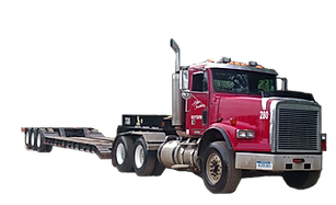 hauling trailer | AM Miller Trucking | Portland | Michigan