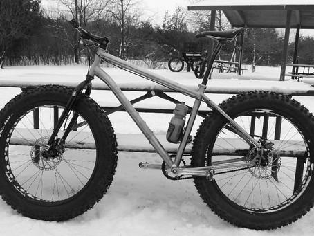 Fat bike: la bici perfetta per l'allenamento invernale