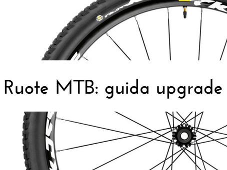 Ruote MTB: come sceglierle