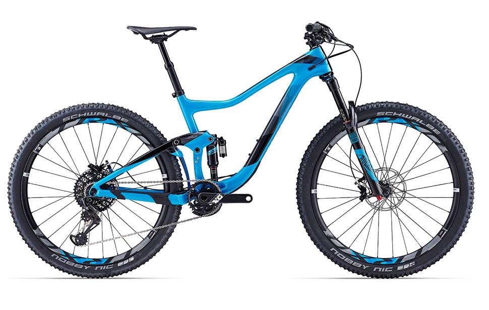 mountain bike: full suspension vs. hardtail 1
