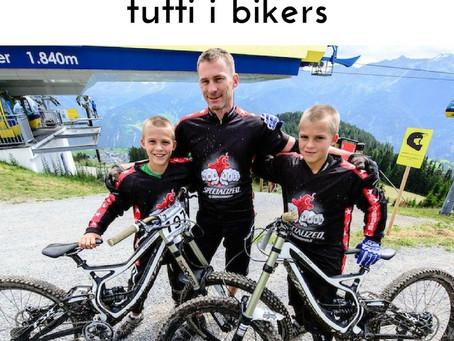 Buona festa del papa' bikers