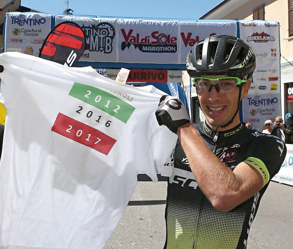 Juri Ragnoli Marathon