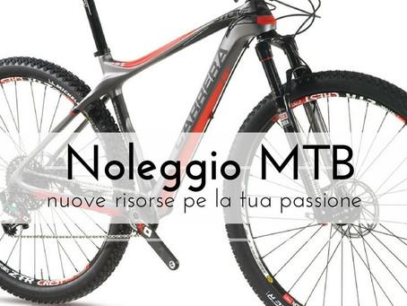 Noleggio Mountain Bike:  Sharewood ha la soluzione
