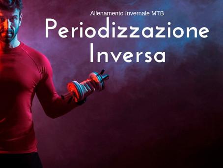 La periodizzazione inversa nell'allenamento invernale per MTB