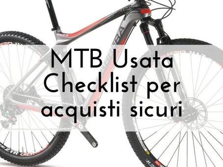 MTB Usata: cosa sapere