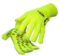 Abbigliamento invernale MTB - Guanti Fluoresecenti