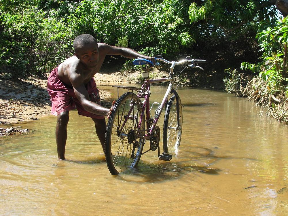 Bike Wash Madagascar
