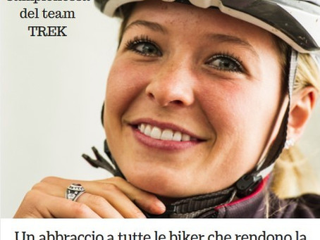 Grazie Ragazze…le donne dei biker sempre al top