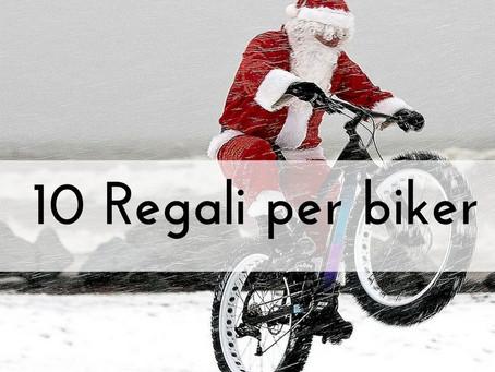 Natale 2020: 10 regali per ciclisti con cui fare un figurone