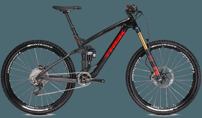 mountain bike: full suspension vs. hardtail