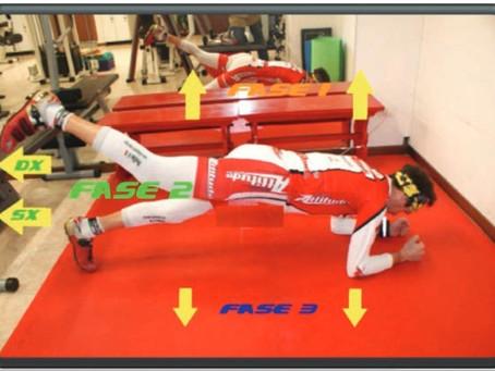 Core Training – Formula Sedici