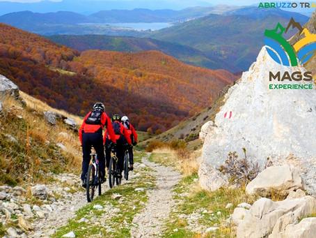 Dall'Adriatico a Gran Sasso: MAGS Experience