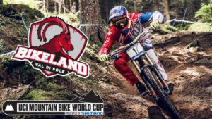 Arong Gwin Val di Sole Word cup