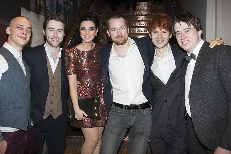 Commitments press night