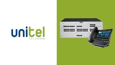 A Unitel conta com o que existe de mais completo em Banco de Dados de clientes e produtos.