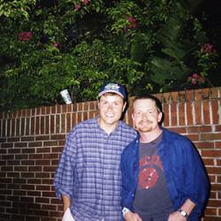 Brian and Michael J. Fox
