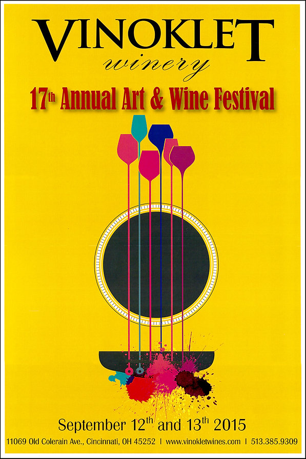 2015 17th Vinoklet Winery Art & Wine Festival Poster.jpg