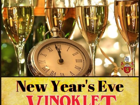 New Year's Eve Party 2019 to 2020!