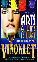 2010 12th Vinoklet Winery Art & Wine Festival Poster .jpg