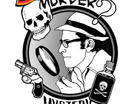 Mystery Dinner - March 25th & 26th