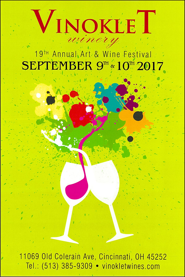 2017 19th Vinoklet Winery Art & Wine Festival Poster.jpg