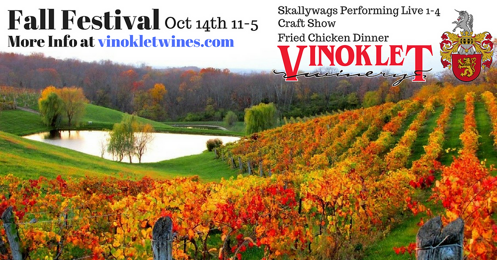 Fall Festival October 14th 11-5
