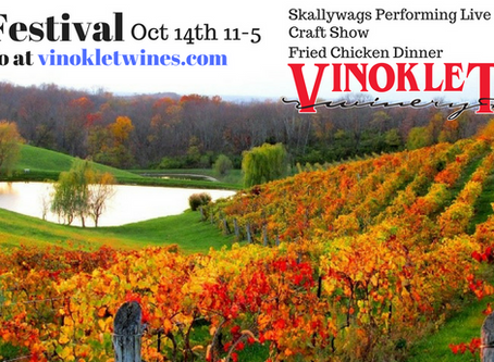 Fall Festival & Concert By the Skallywags