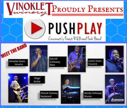 Push Play May 3, 2019 & August 24, 2019