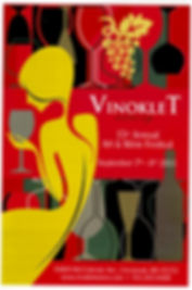 2013 15th Vinoklet Winery Art & Wine Festival Poster.jpg
