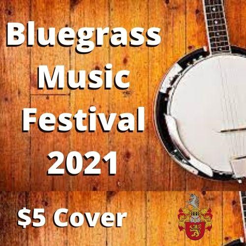 Bluegrass Music Festival 500x500