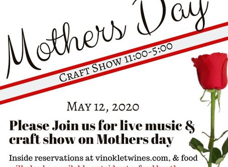 Mothers Day Lunch & Craft Show