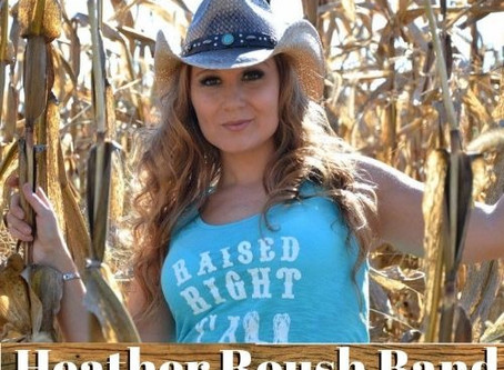 Fall Festival! Craft Show & Concert By The Heather Roush Band & Eden!