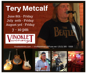 Tery Metcalf Series Live