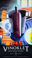 2000 2nd Vinoklet Winery Art & Wine Festival Poster.jpg