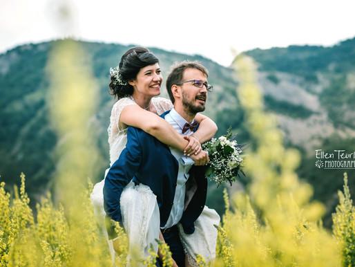 Photographe mariage Ellen Teurlings/ Pixel.len Photography à Daluis