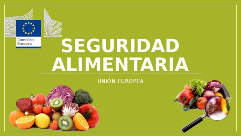 ¿En qué gastará la Unión Europea su presupuesto de largo plazo para Food Safety ?